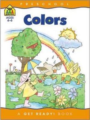 Colors Workbook Grade P A Get Ready