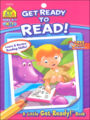 Get Ready to Read ages 5-7