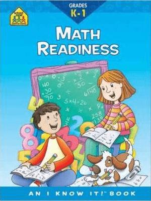Math Readiness Grades K-1 Workbook