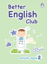 Better English Club Activity Book 02