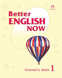 Better English Now Teacher's  Book 01