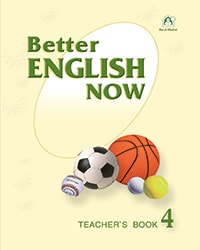 Better English Now Teacher's  Book 04