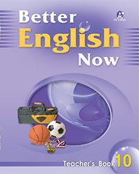 Better English Now Teacher's  Book 10