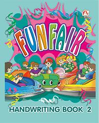 Funfair 02 Hand writing