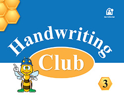 Hand Writing Club Level 03