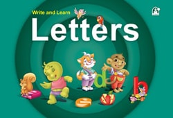 Write and Learn Letters