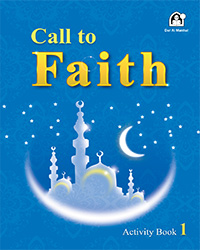 Call to Faith Activity Book Level 01