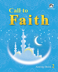 Call to Faith Activity Book Level 02