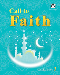 Call to Faith Activity Book Level 03