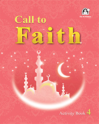 Call To Faith Activity Book Level 04