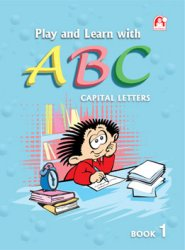 Play and Learn With ABC Capital Letters Book 01