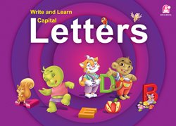 Write and Learn Capital Letters