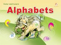Color and Learn Alphabets