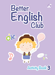 Better English Club Activity Book 03