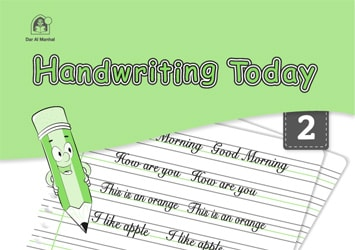 Handwriting Today Level 02