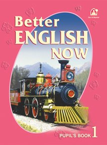 Better English Now Pupil's Book Level 01