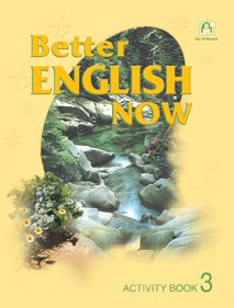 Better English Now Activity Book Level 03