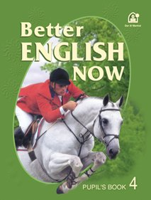 Better English Now Pupil's Book Level 04