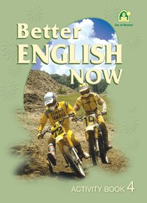 Better English Now Activity Book Level 04