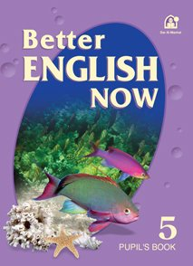 Better English Now Pupil's Book Level 05