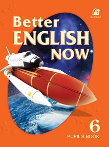 Better English Now Pupil's Book Level 06