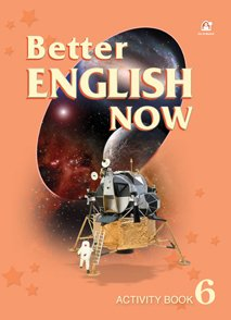 Better English Now Activity Book Level 06