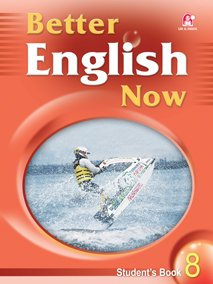 Better English Now Student's Book Level 08