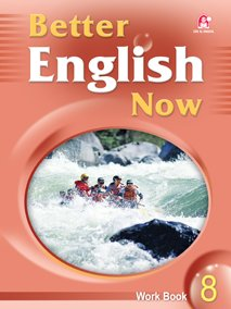 Better English Now Work Book Level 08