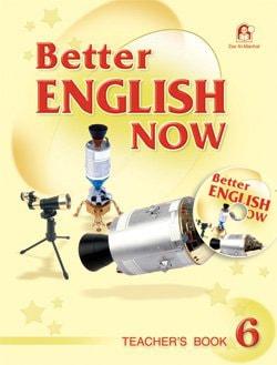 Better English Now Teacher's  Book 06