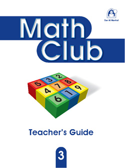 Math Club 03 Teacher's Guide