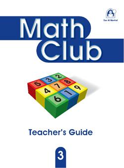 Math Club 03 Teacher's Guide