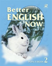 Better English Now Pupil's Book Level 02