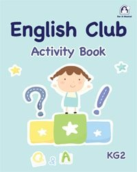 English Club KG 2 Activity Book