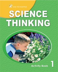 Science Thinking Activity's Book 01