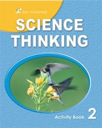 Science Thinking Activity's Book 02