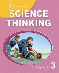 Science Thinking Activity's Book 03