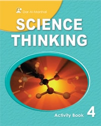 Science Thinking Activity's Book 04