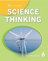 Science Thinking Activity's Book 06