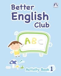 Better English Club Activity Book 01