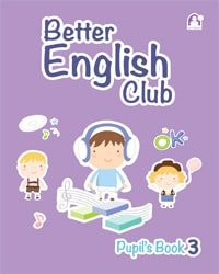 Better English Club Pupil's Book 03