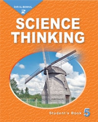 Science Thinking Student's Book Level 05