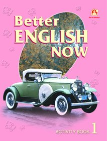 Better English Now Activity Book Level 01