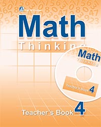 Math Thinking Teacher's Guide 4