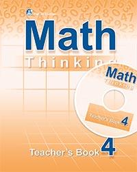 Math Thinking Teacher's Guide 4