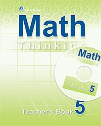 Math Thinking Teacher's Guide 5