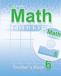 Math Thinking Teacher's Guide 6