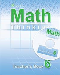Math Thinking Teacher's Guide 6