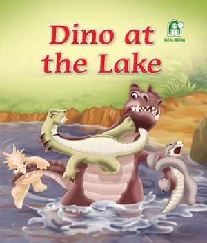 Dino at the Lake